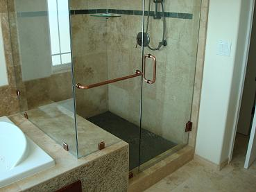 Frameless Shower Enclosure Atlanta GA